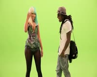 waptrick.com Behind The Scenes - Lil Wayne Ft Nicki Minaj Knockout