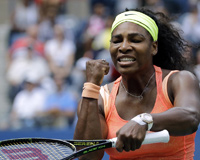 Serena Williams From US Open