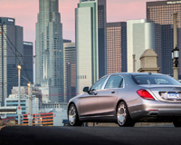 Mercedes Maybach S600 US