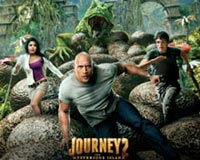 Journey 2 The Mysterious Island 2012